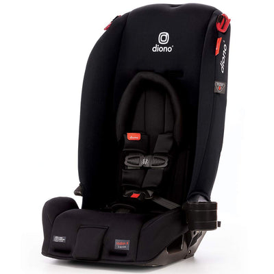 Diono Radian® 3RX Latch Convertible+Booster Car Seat in Black Jet