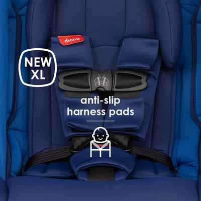 Diono Radian® 3RX Latch Convertible+Booster Car Seat features