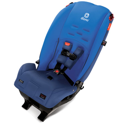 Diono Radian® 3RX Latch Convertible+Booster Car Seat in Blue Sky and rear facing