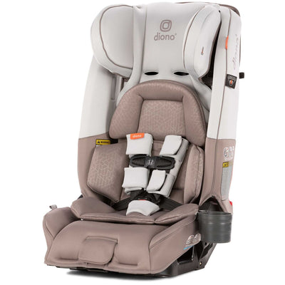 Diono Radian® 3 RXT Convertible+Booster Car Seat in Grey Oyster