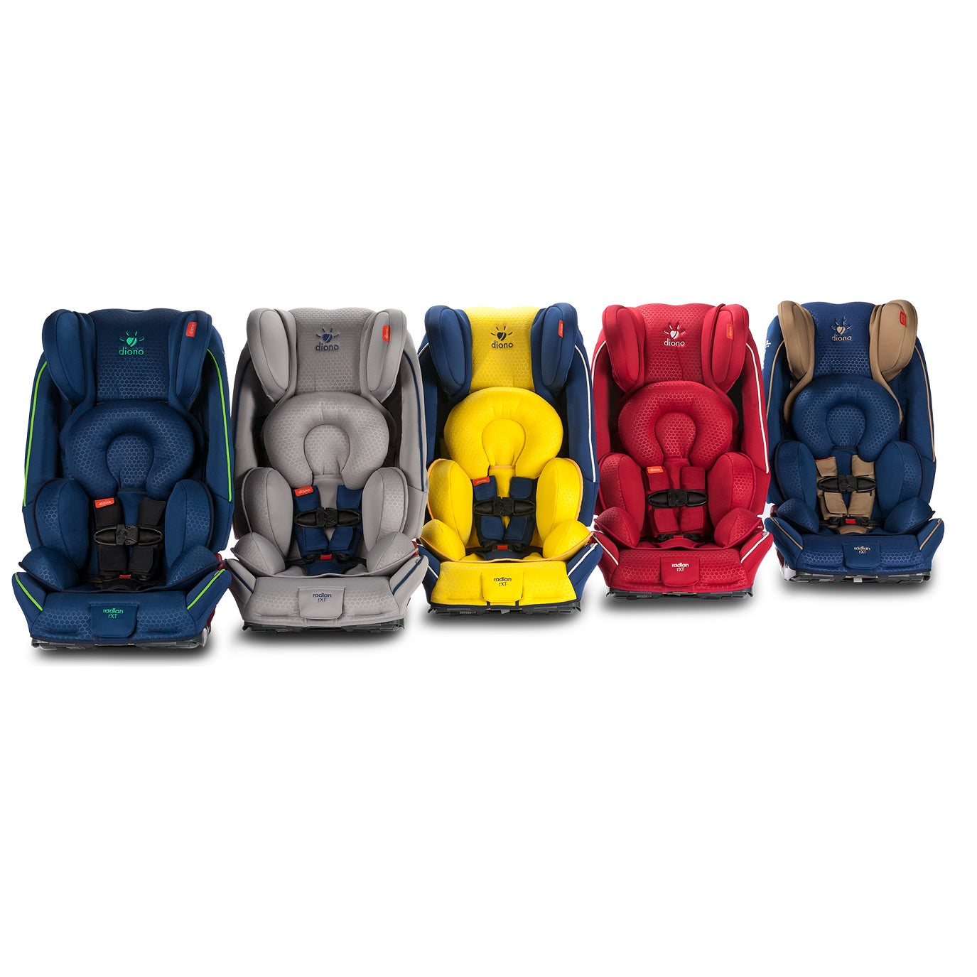 Diono RadianR RXT Just My Color Convertible Booster Car Seat