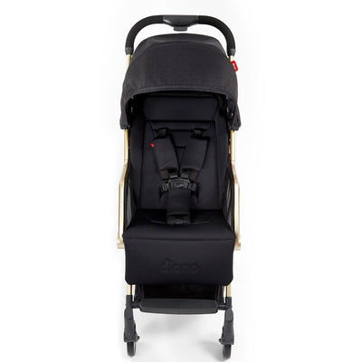 Diono Traverze Luxe Compact Stroller in Black Gold
