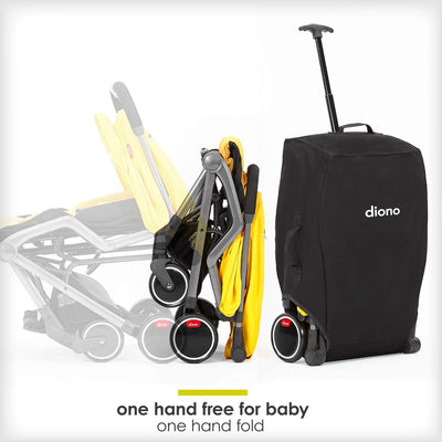 Diono Traverze Plus Compact Stroller in travel bag