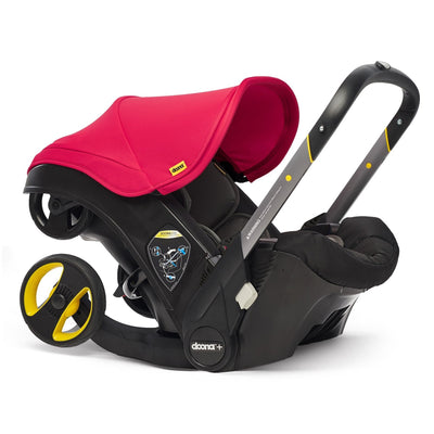 DoonaTM Infant Car Seat In Flame Red