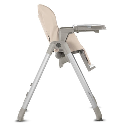 Inglesina MyTime High Chair in Butter side view
