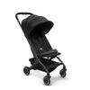 Joolz Aer Leg Rest on the Aer stroller in Refined Black