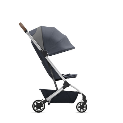 Joolz Aer Lightweight Stroller in Elegant Blue side view