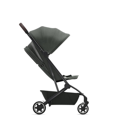Joolz Aer Lightweight Stroller in Mighty Green side view