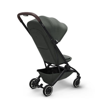 Joolz Aer Lightweight Stroller in Mighty Green Back view