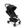 Joolz Aer Lightweight Stroller in Refined Black with seat reclined