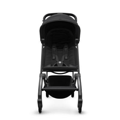 Joolz Aer Lightweight Stroller in Refined Black front view