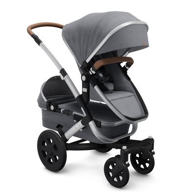 Joolz Geo² Duo/Twin Stroller in Gorgeous Grey
