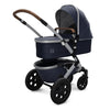 Joolz Geo² Mono Complete Stroller in Classic Blue with bassinet