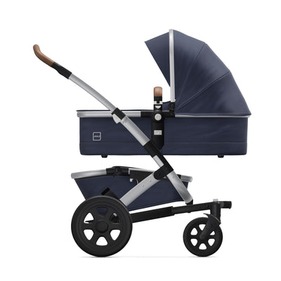 Joolz Geo² Mono Complete Stroller with bassinet side view