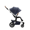 Joolz Hub Stroller in Classic Blue side view