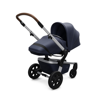 Joolz Hub Cocoon in Classic Blue on stroller