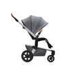 Joolz Hub Stroller in Gorgeous Grey side view