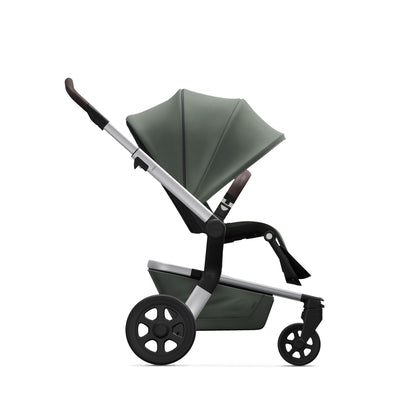 Joolz Hub Stroller in Marvellous Green side view
