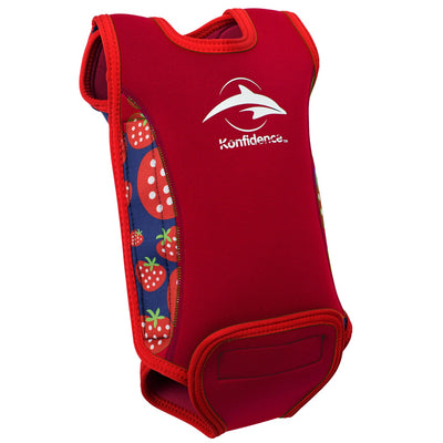 Konfidence Babywarma Wetsuit in Strawberry