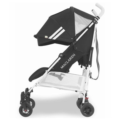 Maclaren 2018 Quest Objects of Design FC Stroller side view