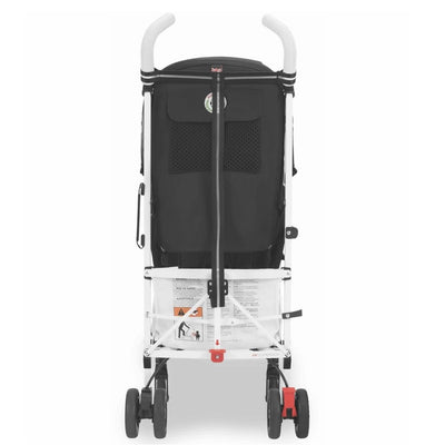 Maclaren 2018 Quest Objects of Design FC Stroller back view