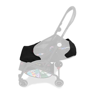 Maclaren Atom Jason Woodside Stroller with newborn solution