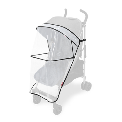 Maclaren 2018 Quest Objects of Design FC Stroller with rain cover