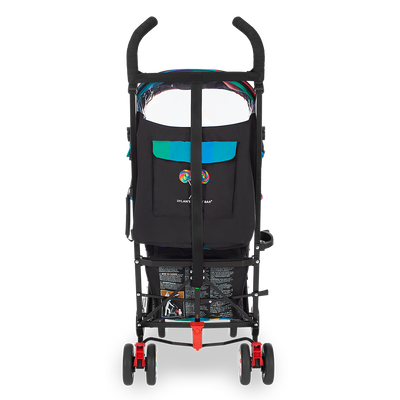 Maclaren Quest Objects of Design Dylan's Candy Bar Stroller back view