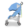 Maclaren 2018 Quest Stroller in Marina/Limeade side view