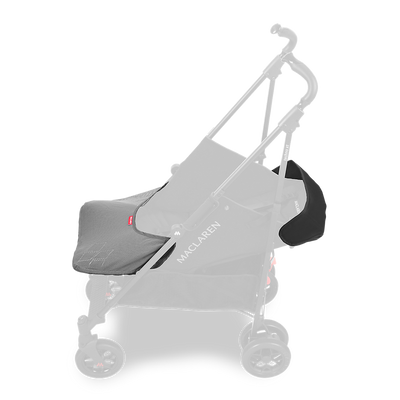 Maclaren 2018 Techno XT Stroller with newborn solution