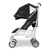 Maclaren 2018 Techno XT Stroller in Black/Silver side view