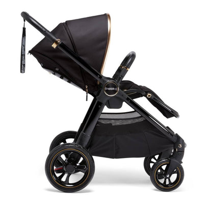 Mamas & Papas Ocarro Jewel Stroller in Black Diamond side view