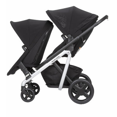 Maxi-Cosi Lila™ Duo Seat Kit in Nomad Black