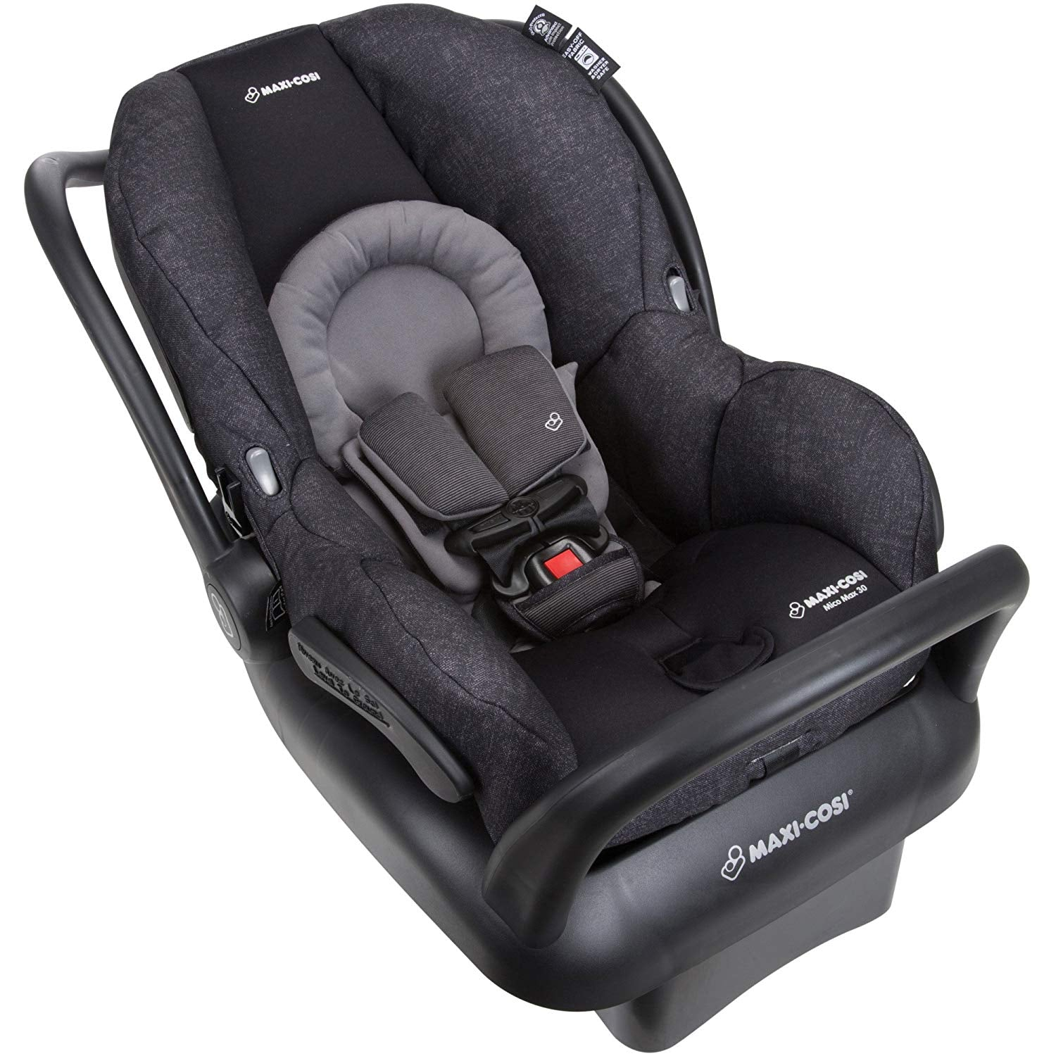 Maxi Cosi MicoR Max 30 Nomad Collection Infant Car Seat In Black