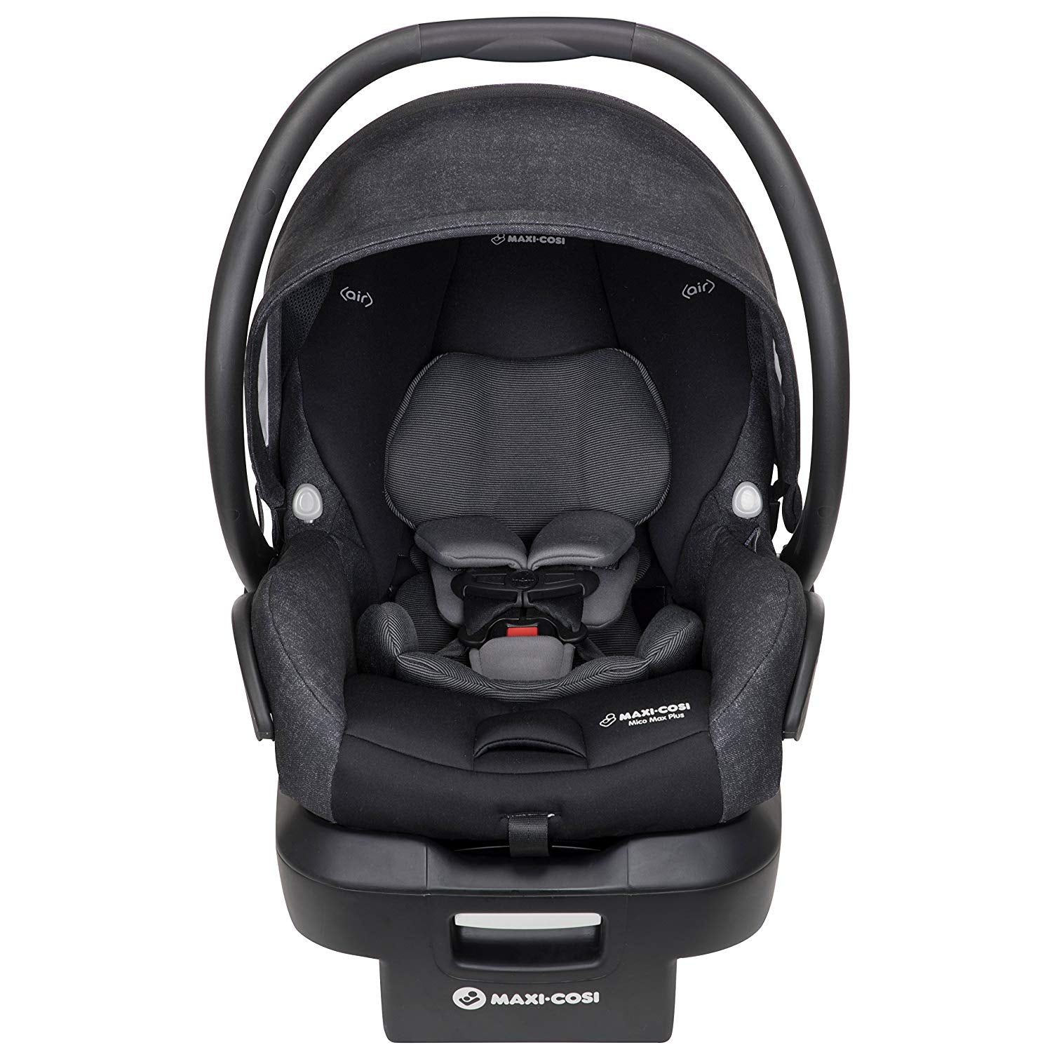 Maxi Cosi MicoR Max Plus Infant Car Seat In Nomad Black