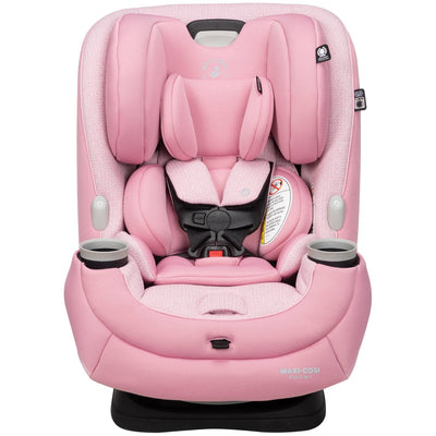 Maxi-Cosi Pria™ 3-in-1 Sweater Collection Convertible Car Seat in Rose Pink
