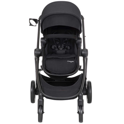 Maxi-Cosi Zelia Travel System in Night Black