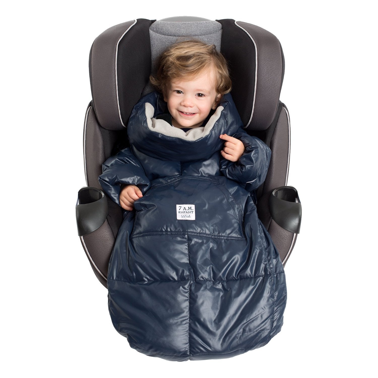 7 A.M. Enfant Easy Cover - Quilted - Little Folks NYC