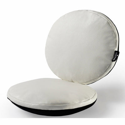 Mima Moon Junior Chair Cushion Set in White