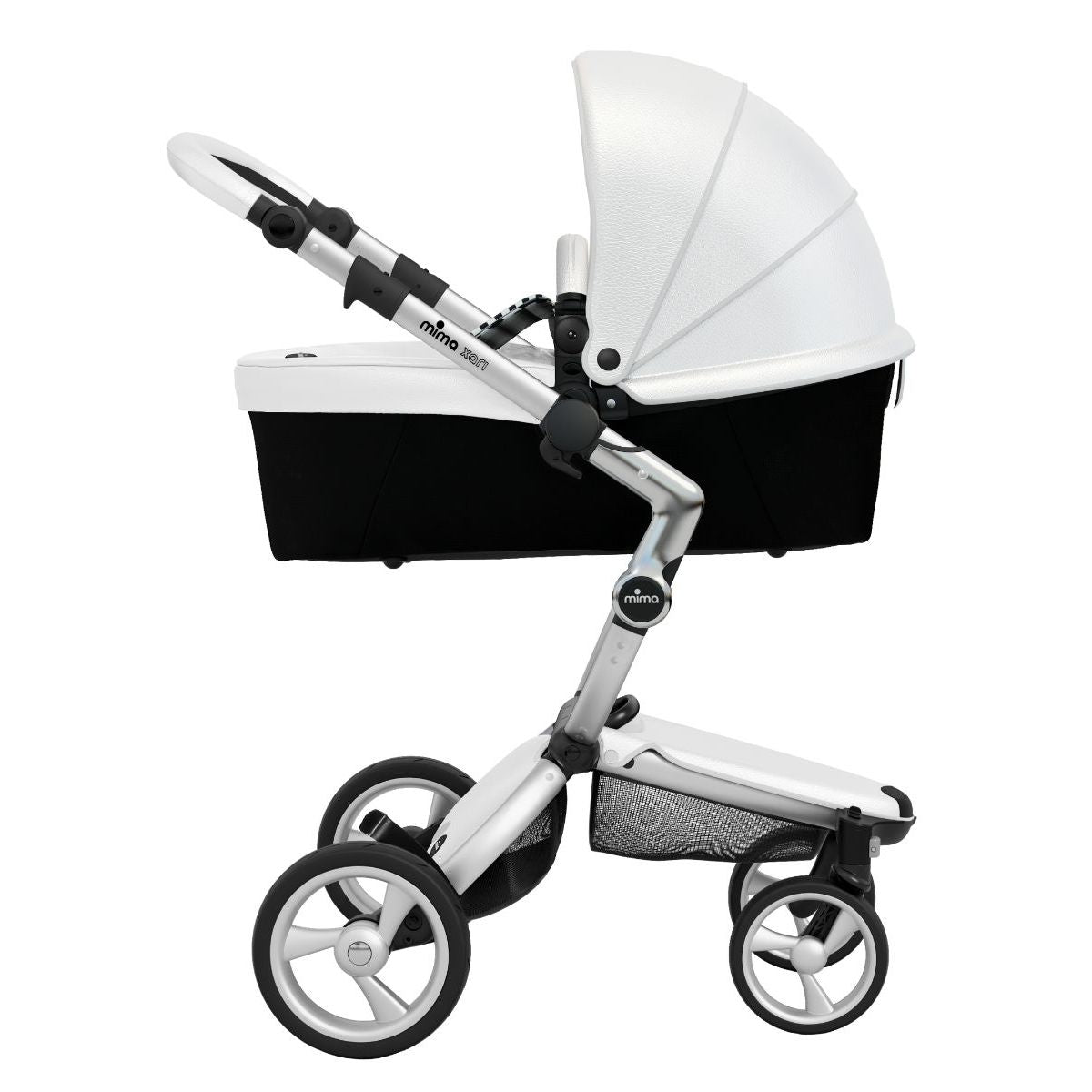 Black For-Your-Little-One Parasol Compatible with Mima Kobi Double