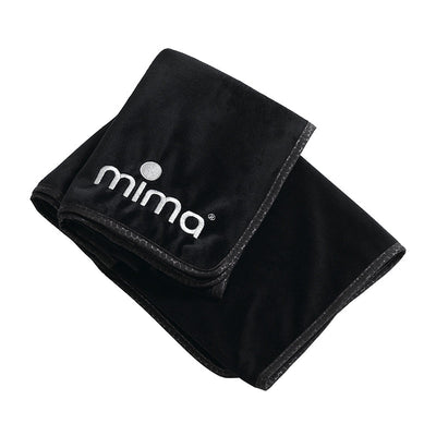 Mima Stroller Blanket in Black
