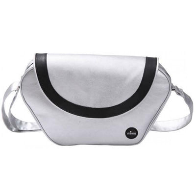 Mima Trendy Changing Bag in Argento