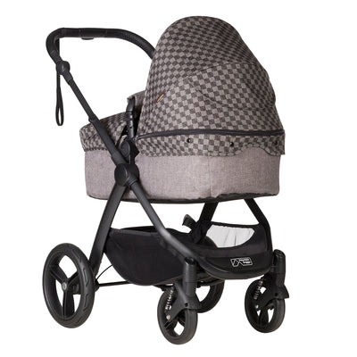 Mountain Buggy Cosmopolitan Geo Luxury Stroller with bassinet