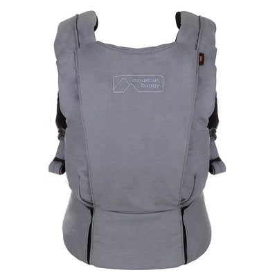 Mountain Buggy Juno Baby Carrier in Charcoal