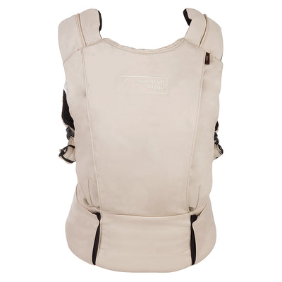 Mountain Buggy Juno Baby Carrier in Sand