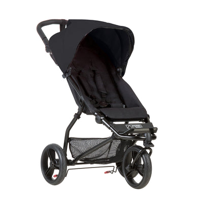 Mountain Buggy Mini Stroller in Black