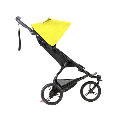 Mountain Buggy Mini Stroller in Cyber side view
