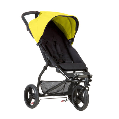Mountain Buggy Mini Stroller in Cyber