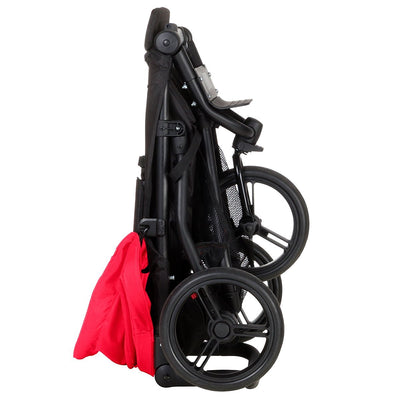 Mountain Buggy Mini Travel System folded