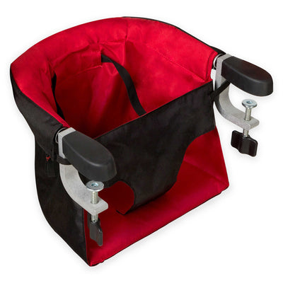Mountain Buggy Pod Portable High Chair in Chilli